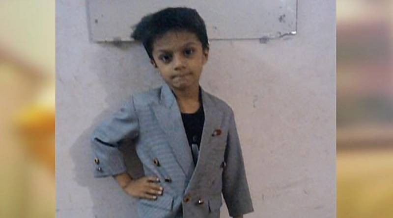 Aerial firing takes life of 7-year-old