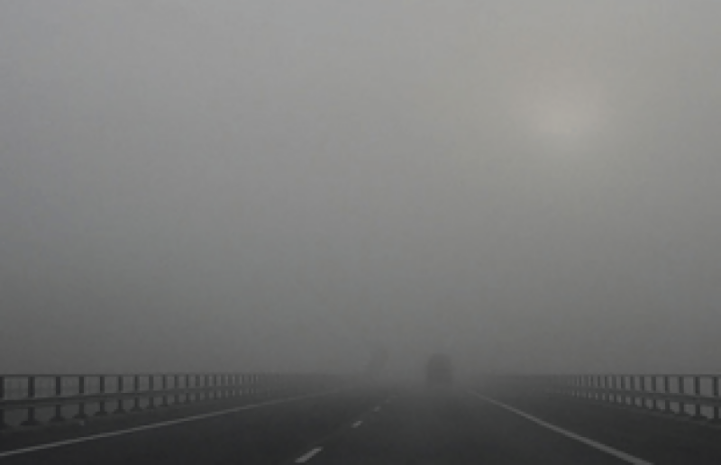 Dense fog prompts closure of Motorway M4