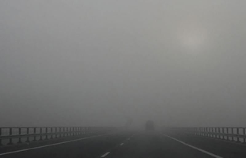 Dense fog prompts closure of Motorway M4