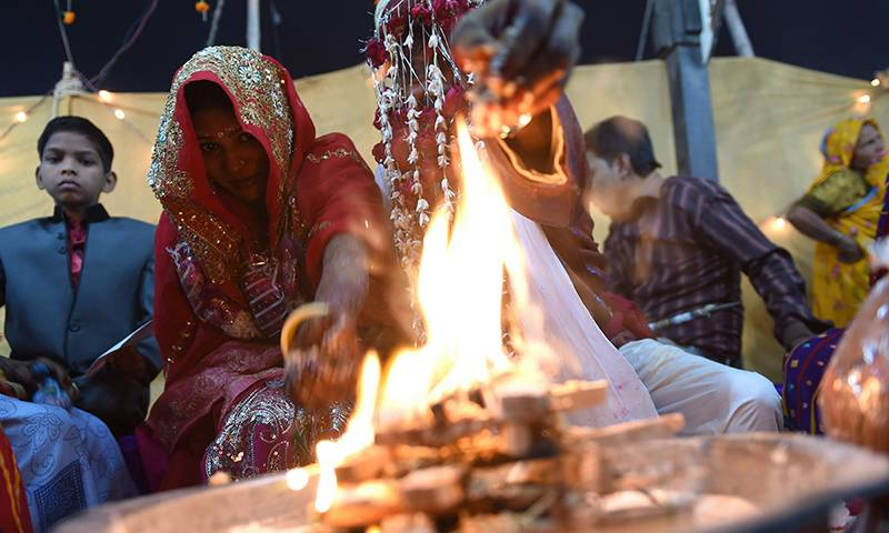 Hindu Marriage Bill, 2016 passed in Senate Body