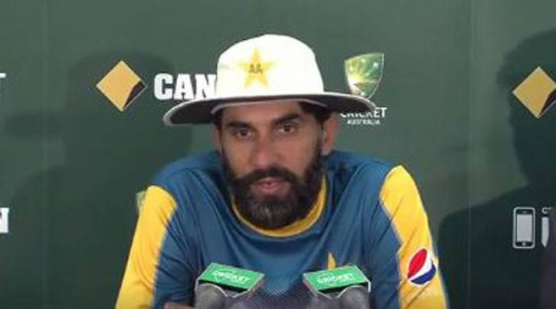 No plans about retirement: Misbah