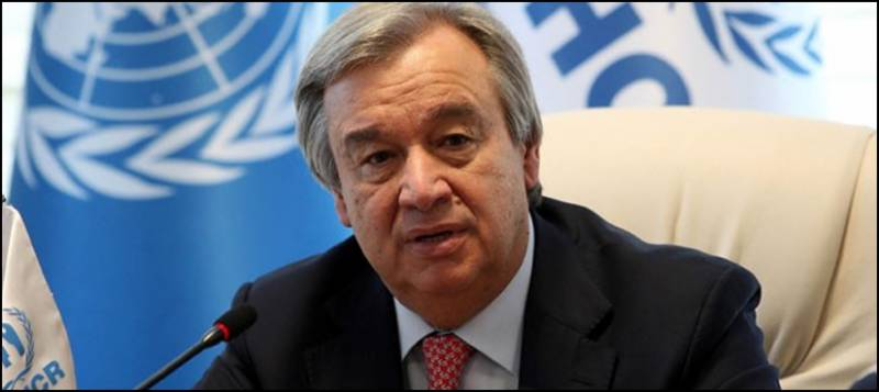 UN chief intends to make 2017 'a year for peace'