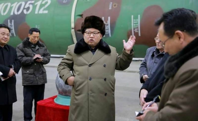 US condemns Pyongyang missile plan