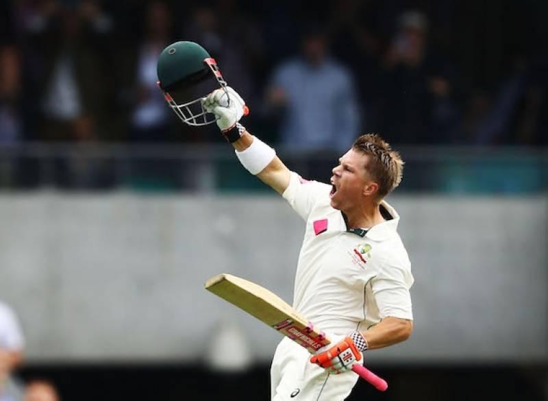 Australia 365-3 at Stumps thanks to Warner, Renshaw tons