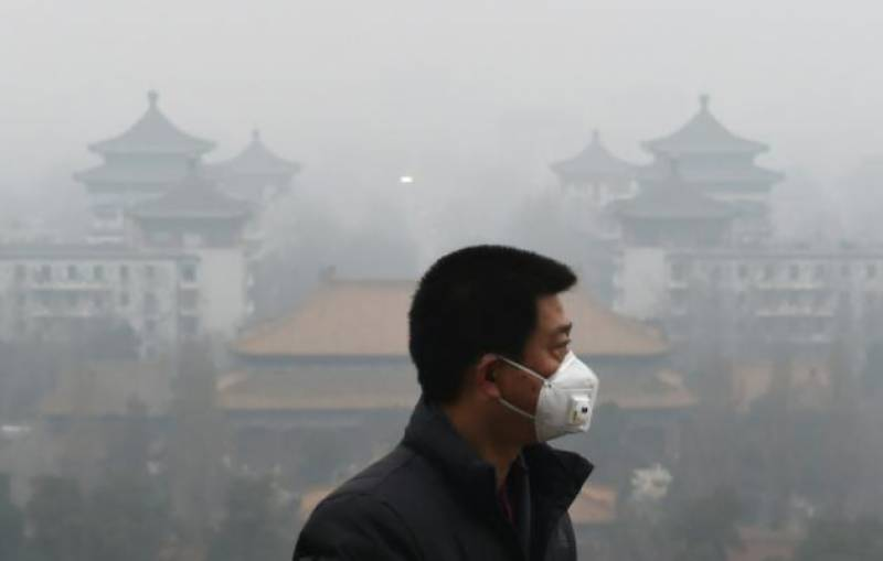 Red alert for fog issued in China