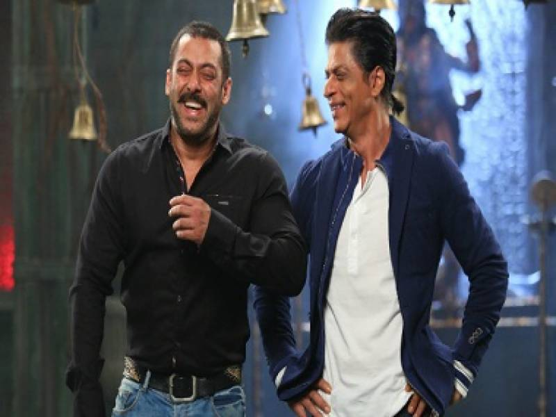 Shah Rukh and Salman will shake hands at Big Boss 10 for Raees promotion