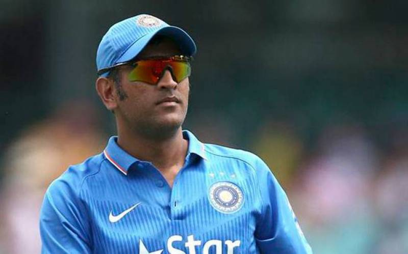 Indian ODI T20 Captain Dhoni steps down from captaincy