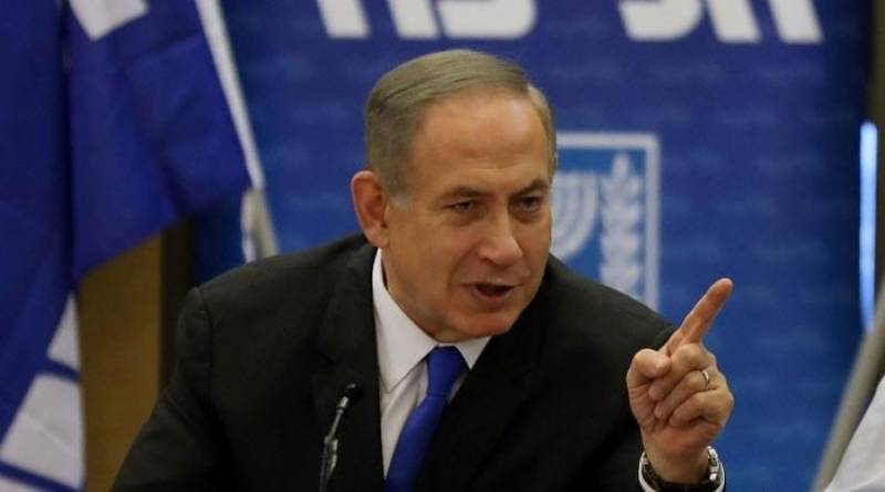 Israel PM denounces Paris conference as 'futile'