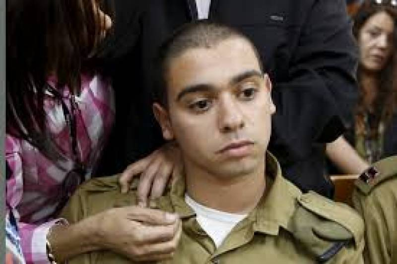 Israeli soldier convicted after found guilty of killing wounded Palestinian assailant