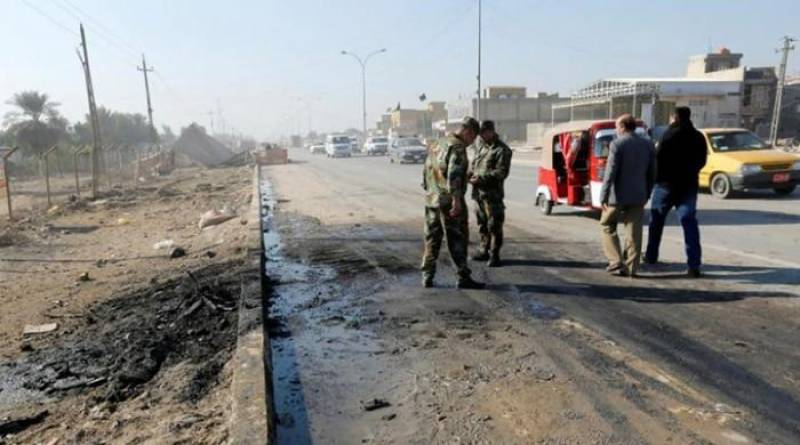6 killed, over 15 injured in IS car bomb explosion