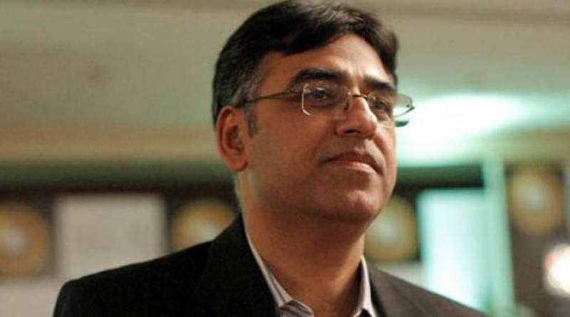 PTI leader Asad Umar shifted to hospital due to ailment