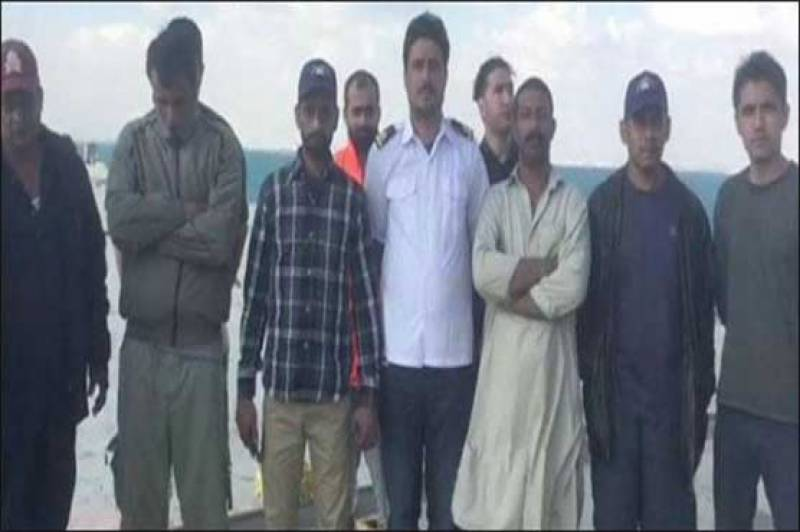 Stranded Pakistanis in Egypt finally returns to Karachi