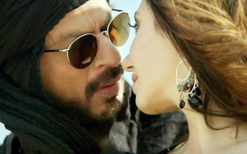 Watch: Mahira Khan's 'Raees' latest song 'Zaalima' released