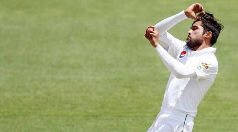 Amir injured during physical training session