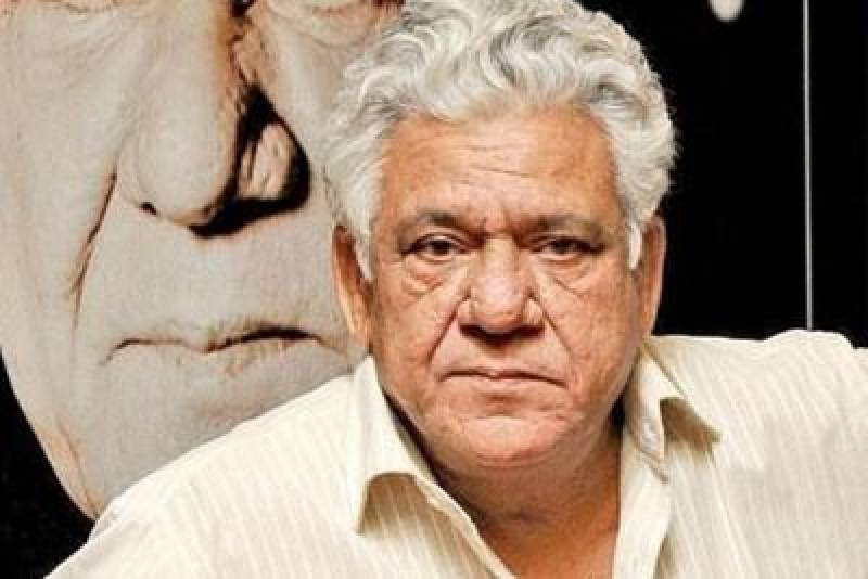 Indian actor Om Puri passes away