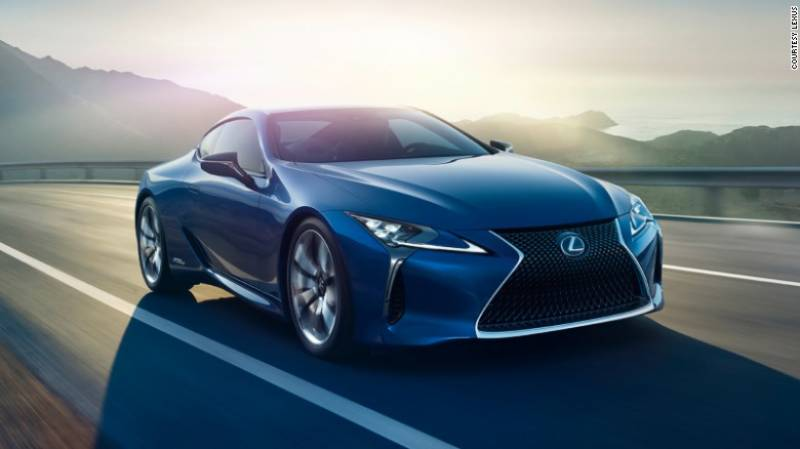 Luxury cars that will dominate the roads in 2017