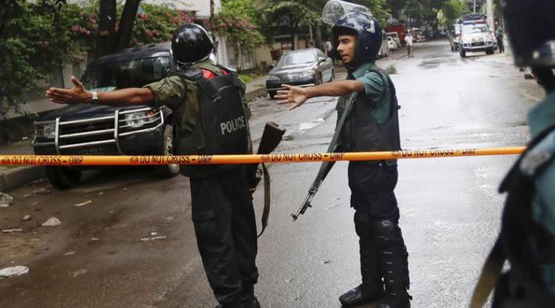 Prime suspect in Dhaka cafe attack killed