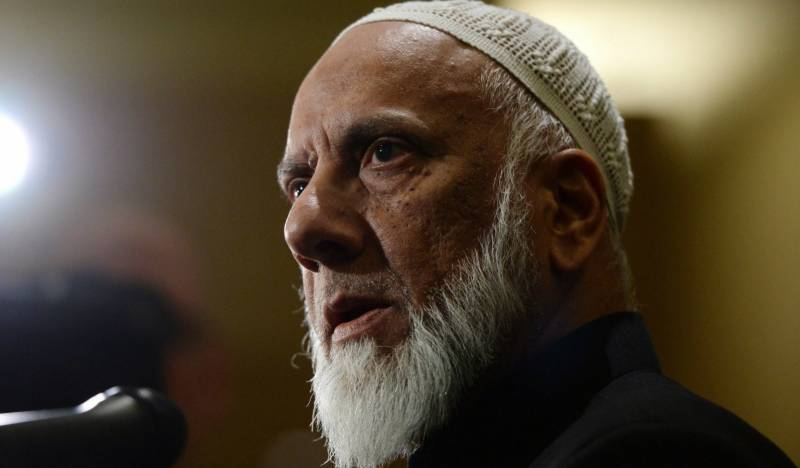 Renowned Naat Khawan' brother detained in Canada for calling publisher 'devil' and 'kaafir'