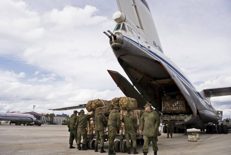 Russia starts drawdown of forces in Syria