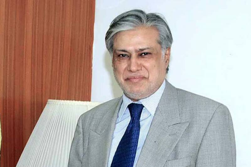 Tax Evaders won't escape, says Ishaq Dar