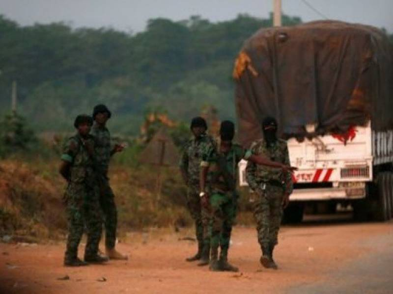 Shooting breaks out at army camp in Ivory Coast