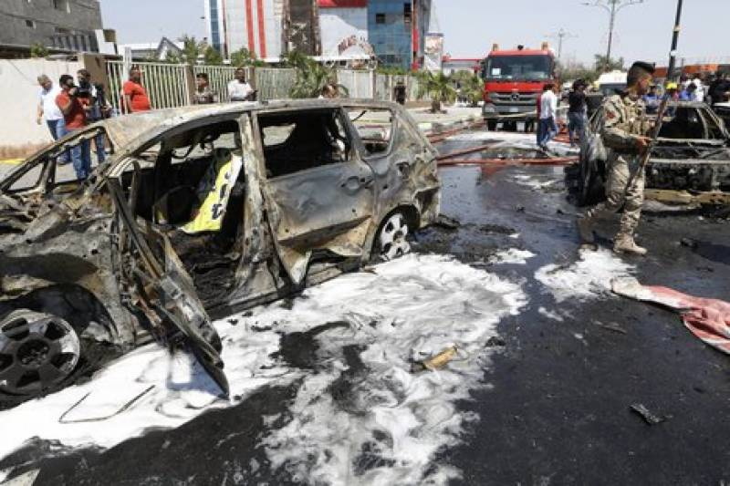 Baghdad: Car bomb kills 12, wounds dozens