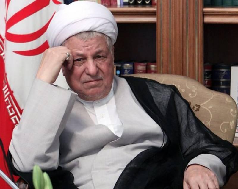 Hashmi Rafsanjani former Iranian President dies at 82