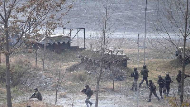 3 killed in attack on army camp in IoK: Indian media