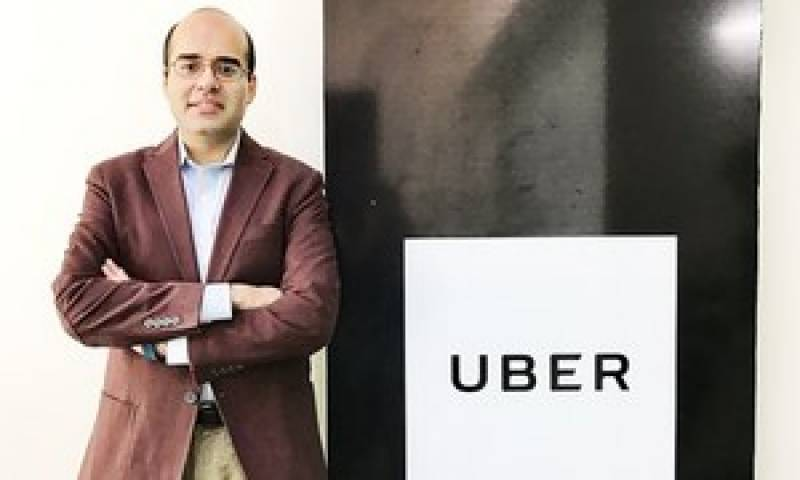 Safee Shah joins Uber as GM Pakistan