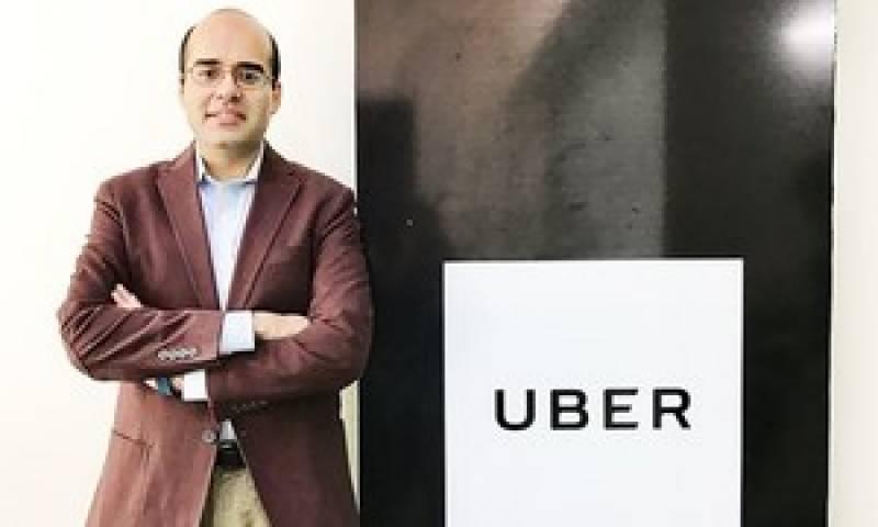 Safee Shah joins Uber as GM Pakistan