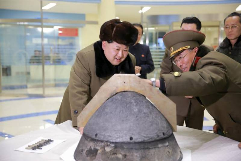 Japan claims collecting information on North Korea's nuclear missiles