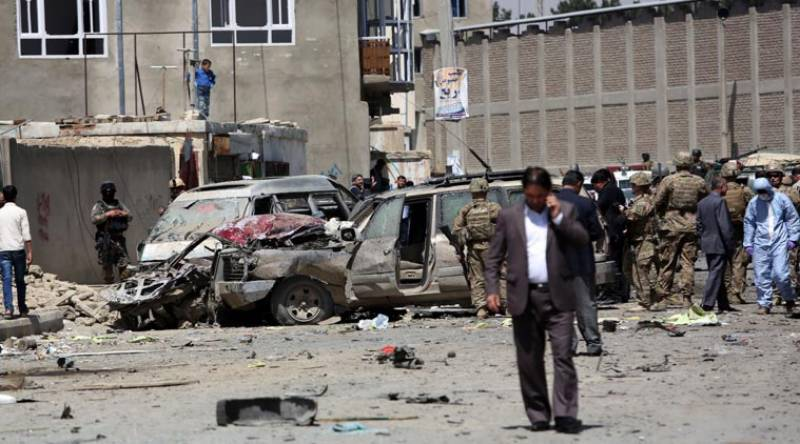 Twin blasts at Kabul leave 23 dead, 20 injured