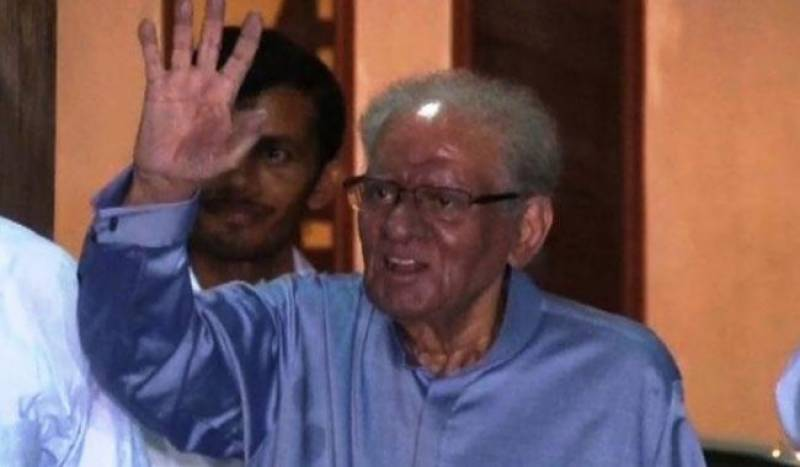Sindh Governor Saeed-uz-Zaman Siddiqui passes away