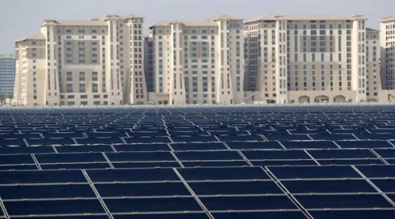 UAE to invest $163 bn to renewable energy projects