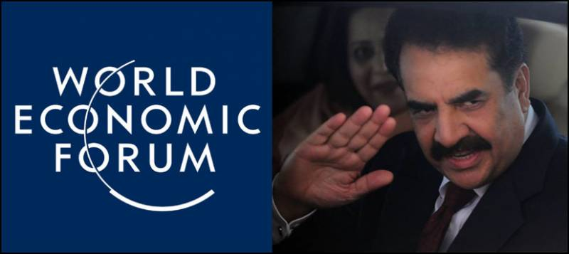 Former COAS Raheel Sharif to speak at WEF