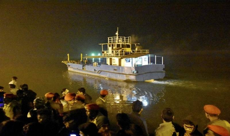 19 people dead as overloaded boat capsizes in India