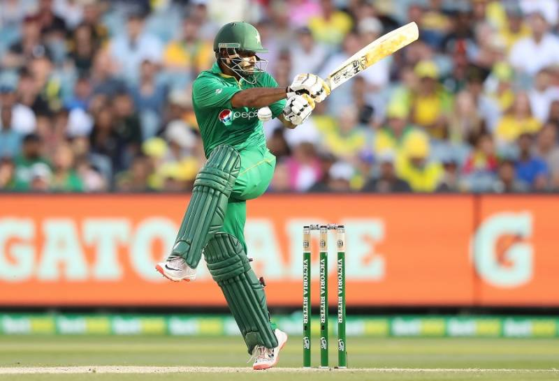 2nd ODI : Pakistan beat Australia by 6 wickets
