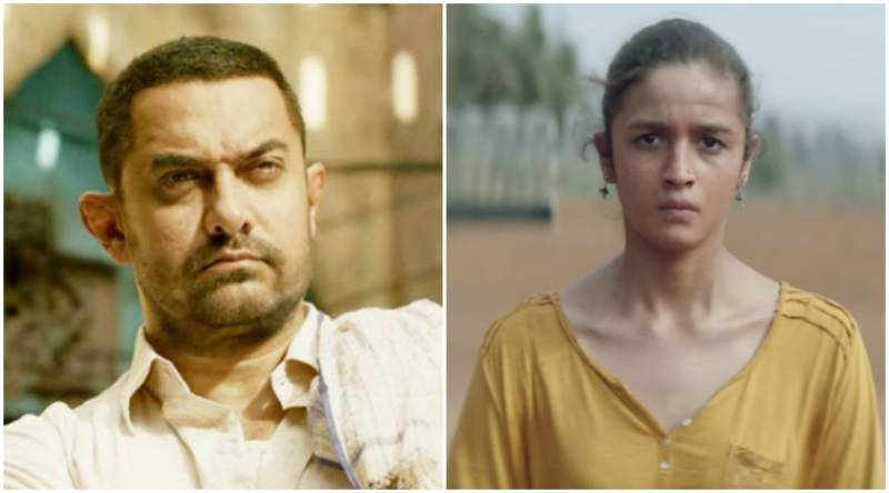 Dangal, Aamir Khan, Alia Bhatt, emerge winners in Filmfare awards 2017