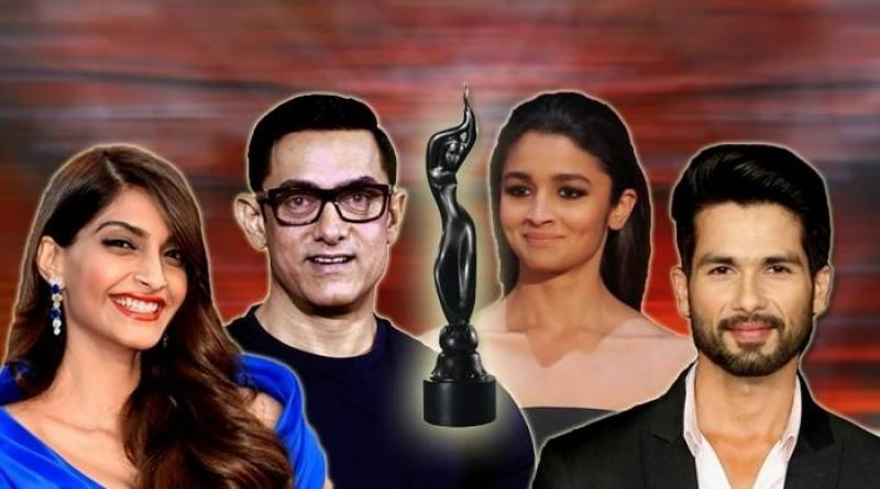 Winner's list of 62nd Filmfare Awards 2017
