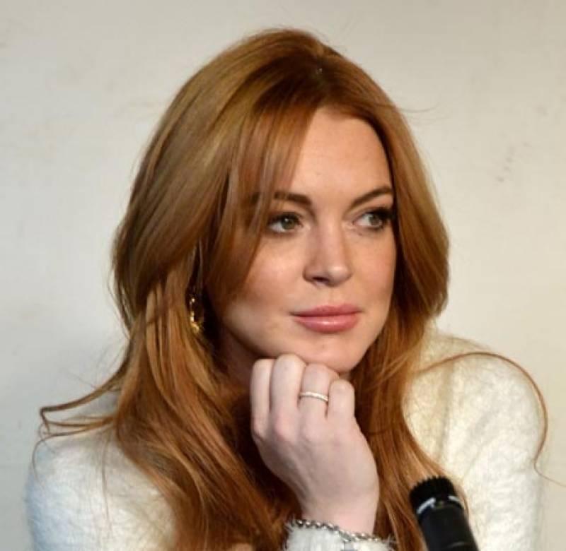Lindsay Lohan's instagram bio 'Alaikum Salam' causing abuzz on Social media