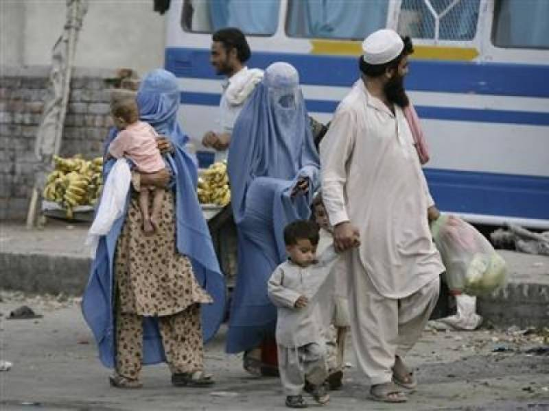 Pakistanis who fled to Afghanistan start returning home