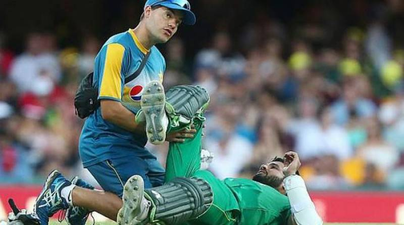 Azhar Ali to miss 3rd ODI in Perth