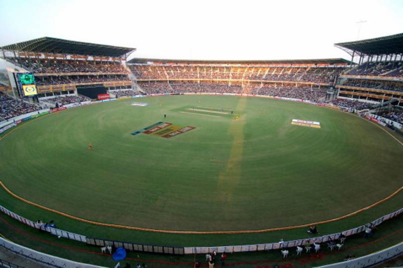 India starts building world's largest cricket stadium