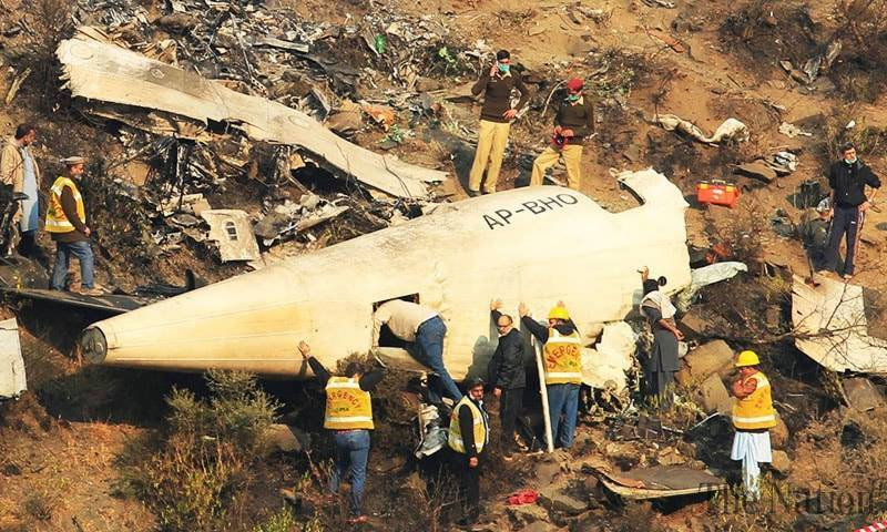 Investigation report reveals PK-661 crew possibly poisoned