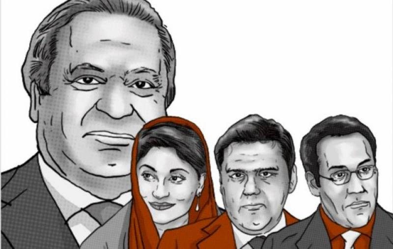 Panama Leaks: Maryam submits reply, says not her father's dependent since 1992
