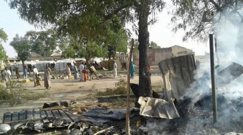 52 kills Nigerian air force strike on refugee camp