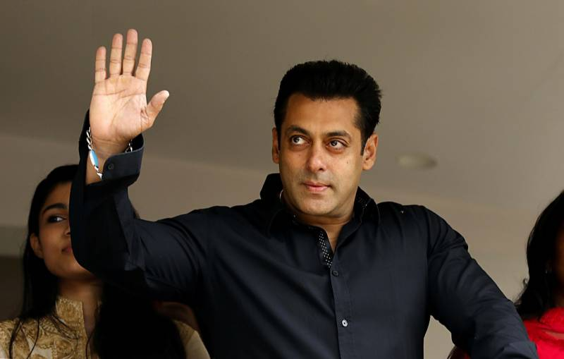 Court acquits Salman Khan in illegal firearms case