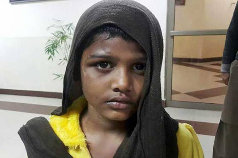 Tayyaba torture case: DNA report solves 'real parents' puzzle