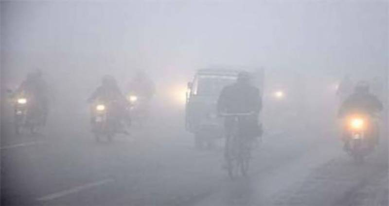 Thick fog blankets Lahore, several other cities