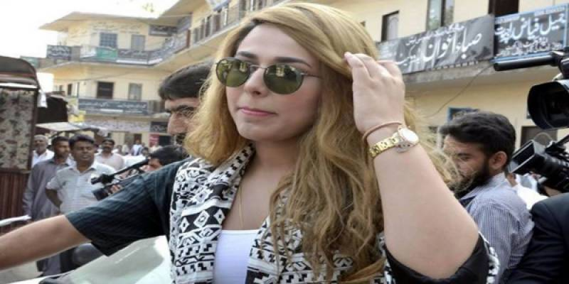 Ayyan Ali case: Court orders removal of dollar girl's name from ECL